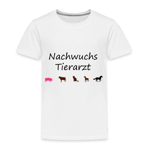 Nachwuchs Tierarzt - Kinder Premium T-Shirt