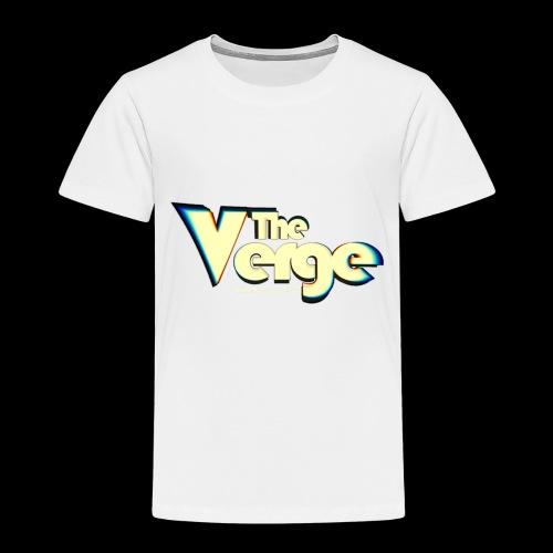 The Verge Vin - T-shirt Premium Enfant