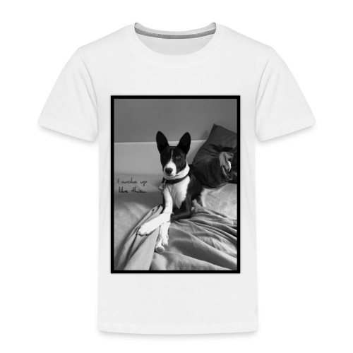 Piratethebasenji - T-shirt Premium Enfant