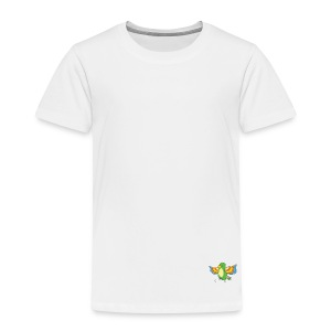 The Little Parrot - Kids' Premium T-Shirt