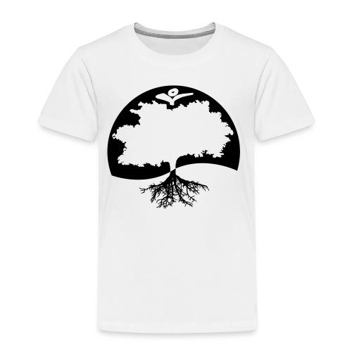 Naturals Logo Grafik - Kinder Premium T-Shirt
