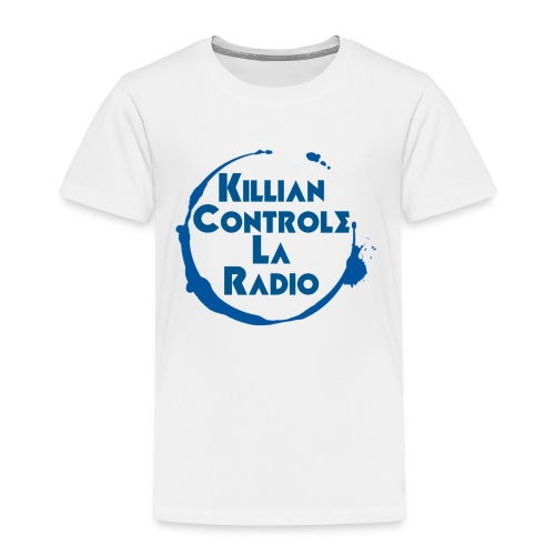 Killian controle la radio Avec le logo - T-shirt Premium Enfant