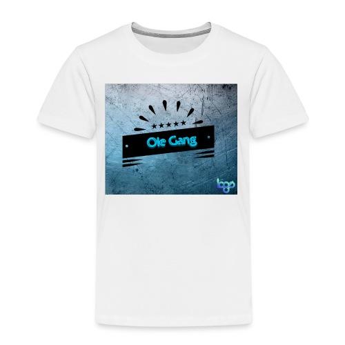 Metallic - Kinder Premium T-Shirt