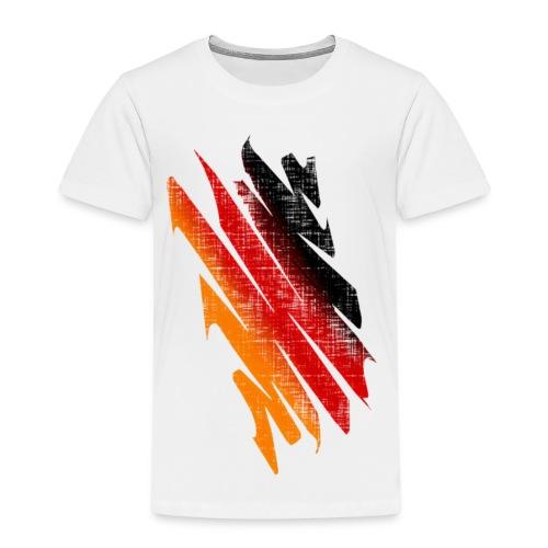 Deutsche Welle! - Kinder Premium T-Shirt