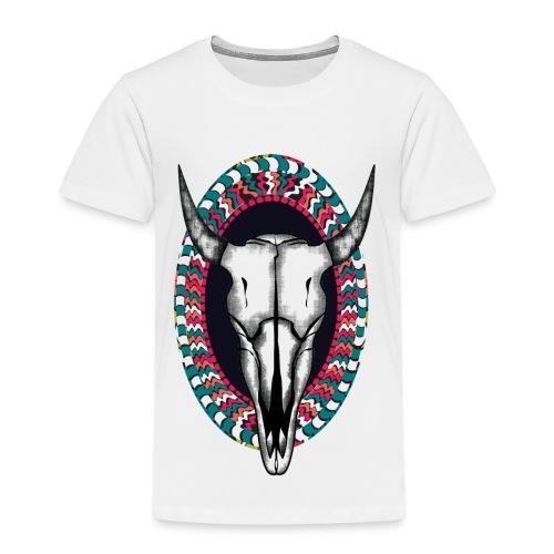 cabeza de animal - Camiseta premium niño