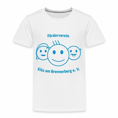 Logo Förderverein - Kinder Premium T-Shirt