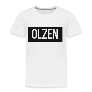 OlZen - Premium T-skjorte for barn