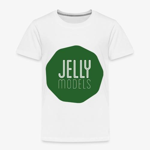 JellyModels Logo T-Shirt - Maglietta Premium per bambini