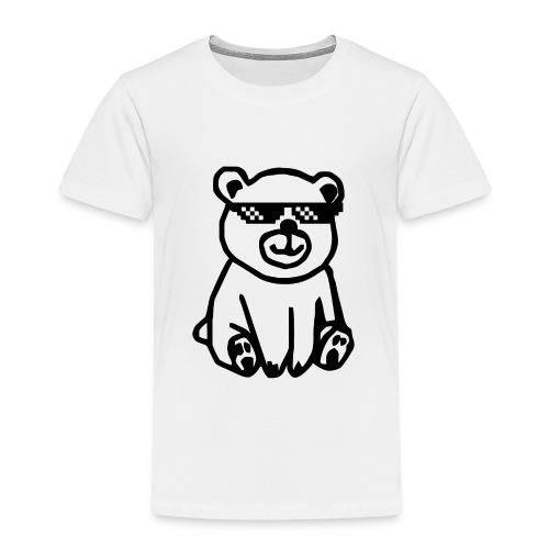 Rhyme Bear - Kinder Premium T-Shirt