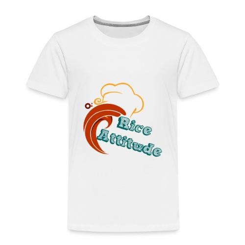 T Shirt Rice Attitude - T-shirt Premium Enfant