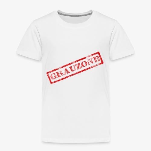 Grauzone - Kinder Premium T-Shirt