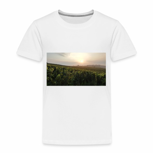 Magischer Sonnenaufgang - Kinder Premium T-Shirt