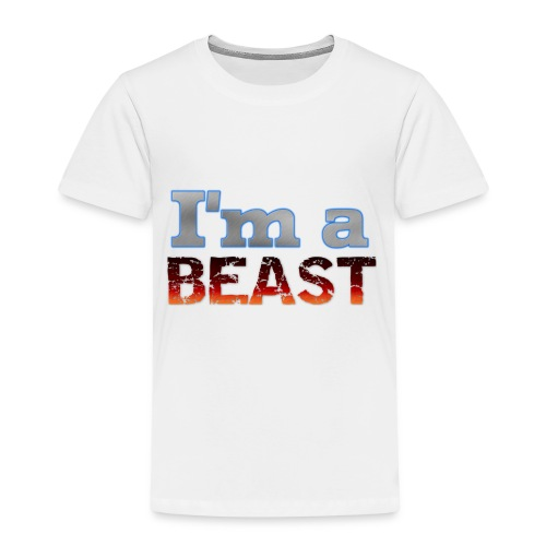 IMABEAST - Kids' Premium T-Shirt