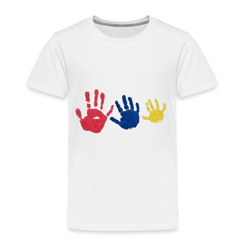 Kinderhände - Kinder Premium T-Shirt