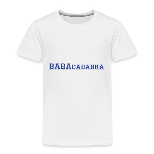 Tshirt TPMP Cyril Hanouna - BABAcadabra - T-shirt Premium Enfant