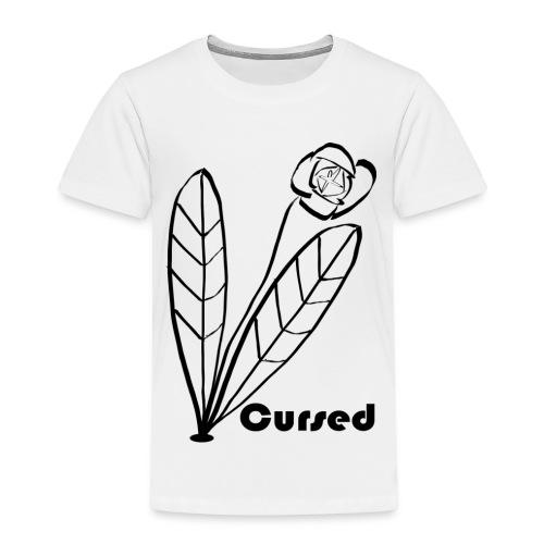 Cursed_Blüte - Kinder Premium T-Shirt