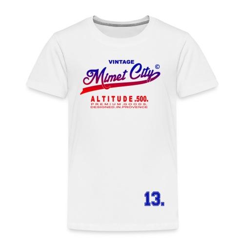 Mimet City - T-shirt Premium Enfant