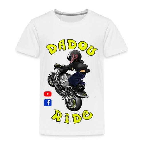Dadou Ride - T-shirt Premium Enfant