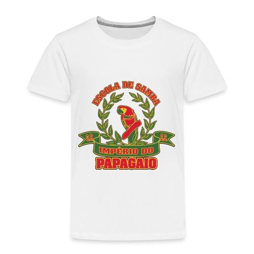 Papagaio logo - Lasten premium t-paita
