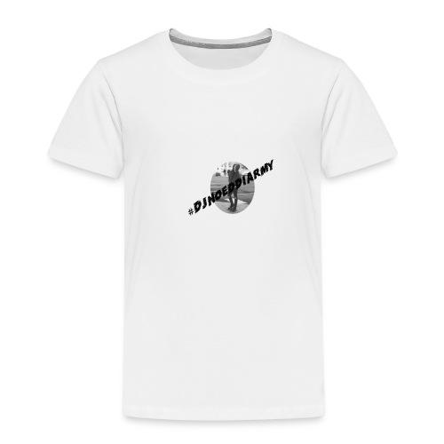 DJNoeddiArmy - Kinder Premium T-Shirt