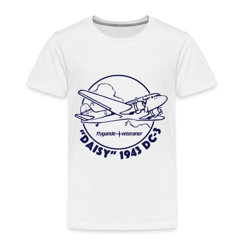 Daisy Clouds 1 - Premium-T-shirt barn