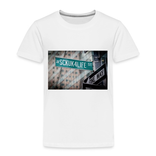 Street Sign - Kids' Premium T-Shirt