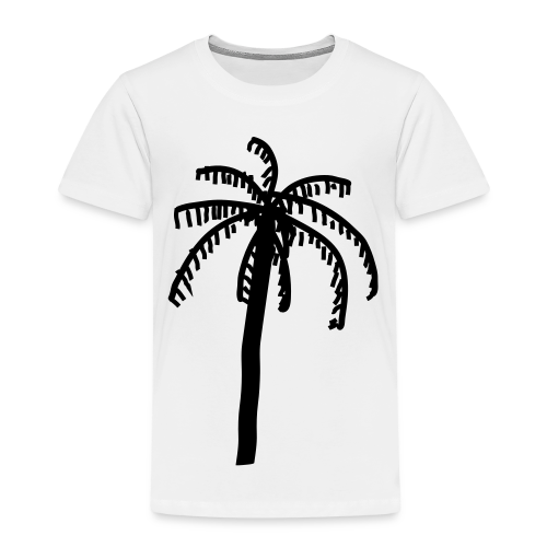 Palme No.1 - Kinder Premium T-Shirt