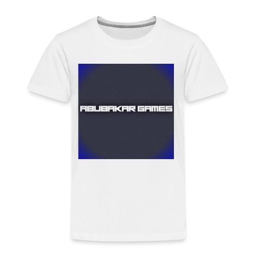 backgrounder 6 - Kids' Premium T-Shirt