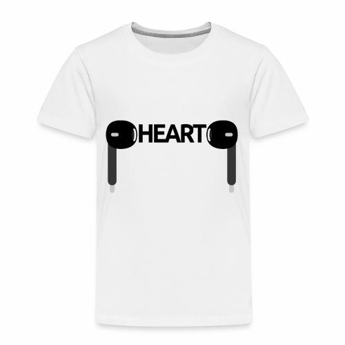 ListenToYourHeart - Koszulka dziecięca Premium