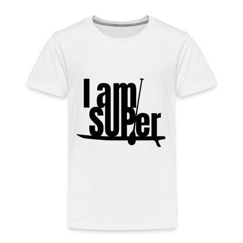 I AM SUP er - Kinder Premium T-Shirt