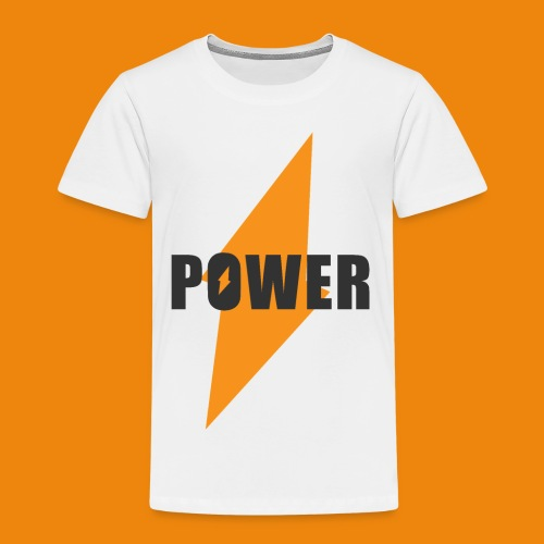 POWER - Kinder Premium T-Shirt