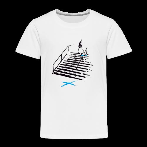 storyboardslide - Kinder Premium T-Shirt