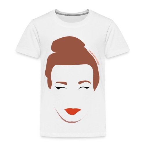Emma Wagemans basic shirt - Kinderen Premium T-shirt