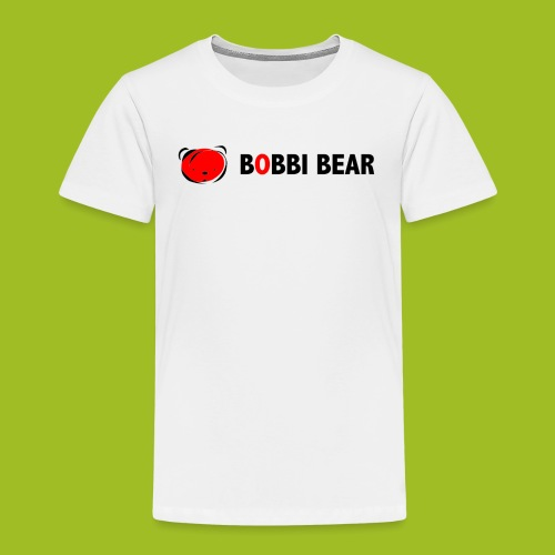 Bobbi Bear - Kinderen Premium T-shirt