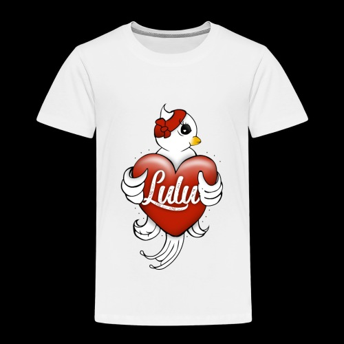 Bird - T-shirt Premium Enfant