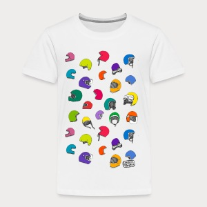 Helmets • Under my skin • - T-shirt Premium Enfant