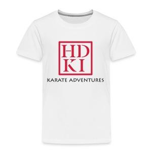 Karate Adventures HDKI - Kids' Premium T-Shirt