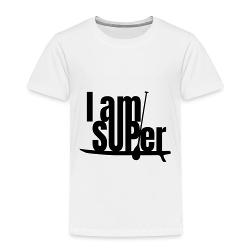 I AM SUP er - Kinder Premium T-Shirt