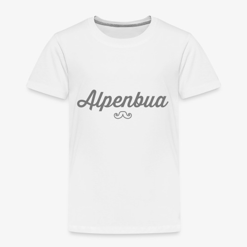 Lovely Bavarian – Alpenbua - Kinder Premium T-Shirt