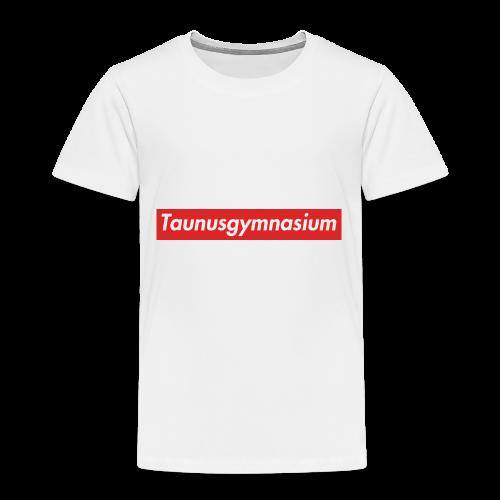Taunusgymasium Merch - Kinder Premium T-Shirt