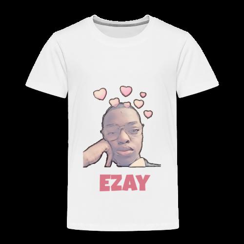 Cartoon Ezekiel - Kids' Premium T-Shirt