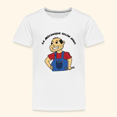 La Mécanique selon Boul - T-shirt Premium Enfant