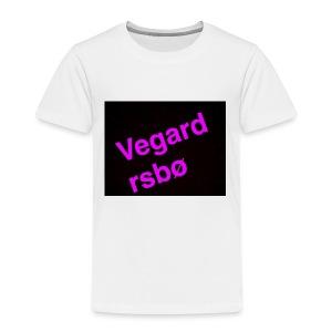 ganske kule ting - Premium T-skjorte for barn