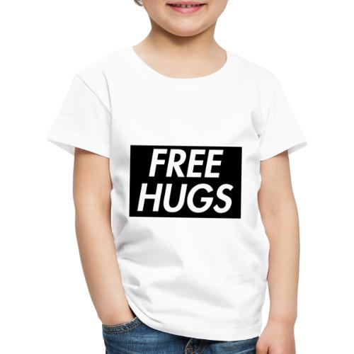Free Hugs | Cool Design - Kinder Premium T-Shirt