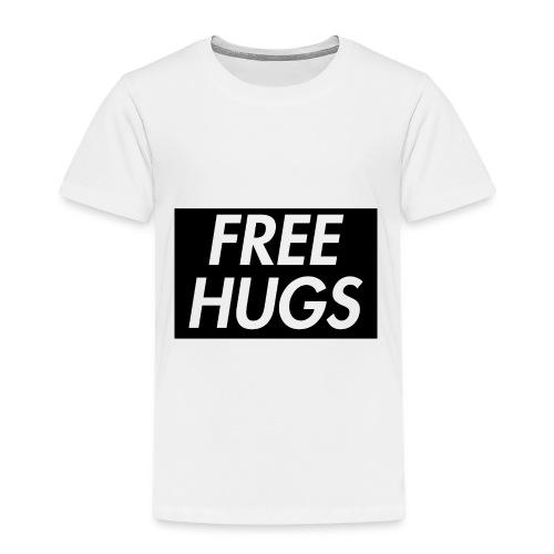 Free Hugs | Cool Design - Kinder Premium T-Shirt