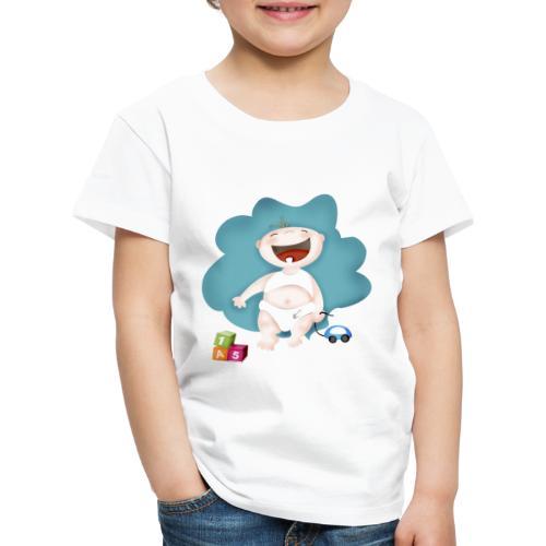 Bienvenido Bebé - Camiseta premium niño