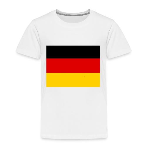 Deutschlandflagge - Kinder Premium T-Shirt