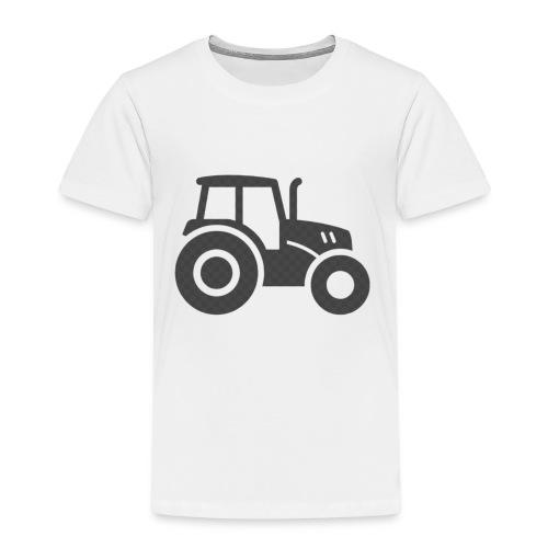 Traktor T-shirt - Kinder Premium T-Shirt