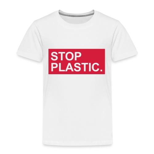 stop-plastic - Kinder Premium T-Shirt