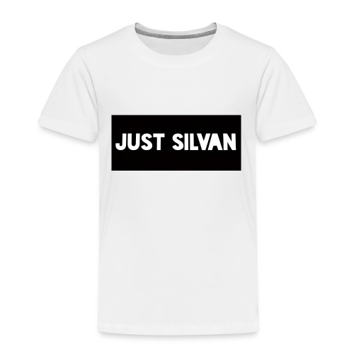 Just Silvan Merchandise - Kinderen Premium T-shirt